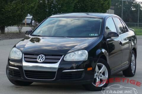 2009 Volkswagen Jetta for sale at Prestige Trade Inc in Philadelphia PA
