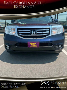 2013 Honda Pilot for sale at East Carolina Auto Exchange in Greenville NC