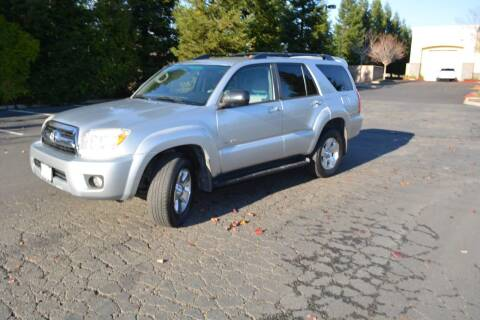 2006 Toyota 4Runner for sale at Rocklin Auto Center in Rocklin CA