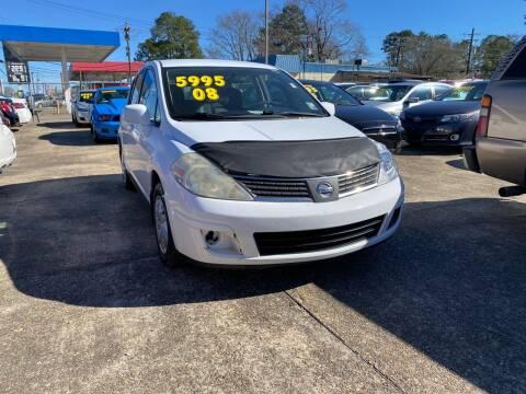 2008 Nissan Versa for sale at Port City Auto Sales in Baton Rouge LA
