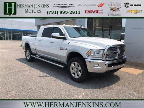 2016 RAM Ram Pickup 2500 for sale at Herman Jenkins Used Cars in Union City TN