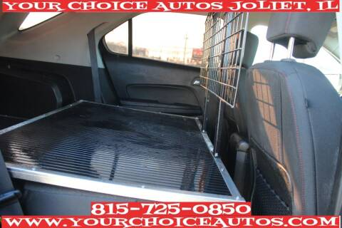 2017 Chevrolet Equinox for sale at Your Choice Autos - Joliet in Joliet IL