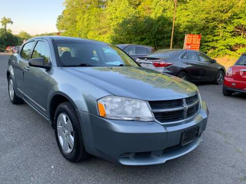 2010 Dodge Avenger for sale at D & M Discount Auto Sales in Stafford VA