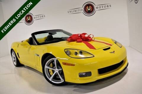 2013 Chevrolet Corvette for sale at Unlimited Motors in Fishers IN