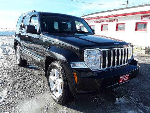 2011 Jeep Liberty for sale at Sarpy County Motors in Springfield NE