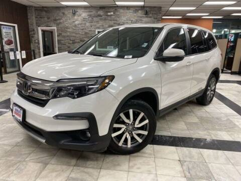 2019 Honda Pilot for sale at Sonias Auto Sales in Worcester MA