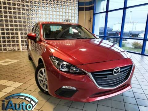 2014 Mazda MAZDA3 for sale at iAuto in Cincinnati OH