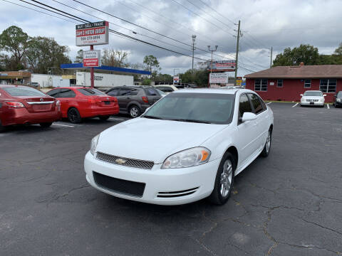 2015 Chevrolet Impala Limited for sale at Sam's Motor Group in Jacksonville FL