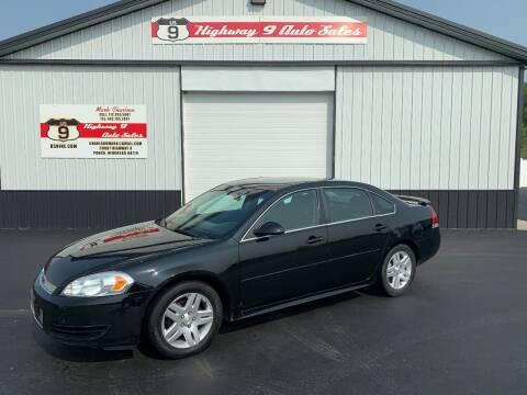 2012 Chevrolet Impala for sale at Highway 9 Auto Sales - Visit us at usnine.com in Ponca NE