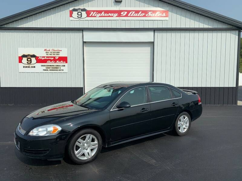 2012 Chevrolet Impala for sale at Highway 9 Auto Sales - Visit us at usnine.com in Ponca NE