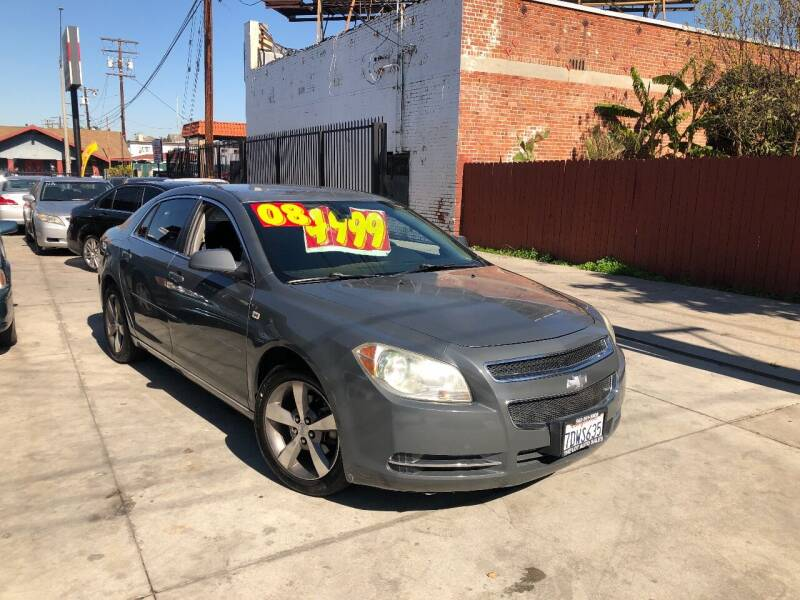 2008 Chevrolet Malibu for sale at The Lot Auto Sales in Long Beach CA