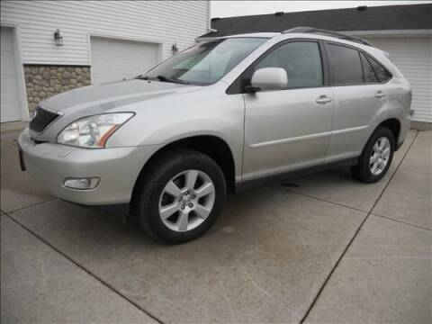 2007 Lexus RX 350 for sale at OLSON AUTO EXCHANGE LLC in Stoughton WI