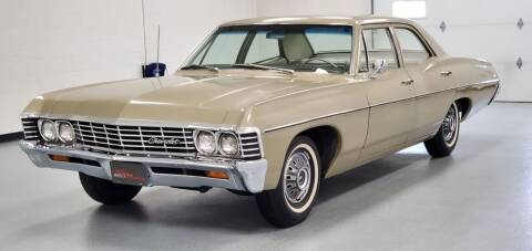 1967 Chevrolet Impala for sale at 920 Automotive in Watertown WI