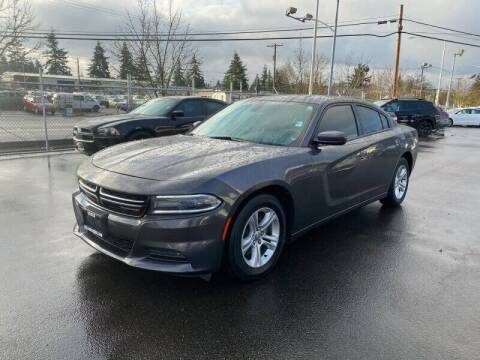 2015 Dodge Charger for sale at TacomaAutoLoans.com in Tacoma WA