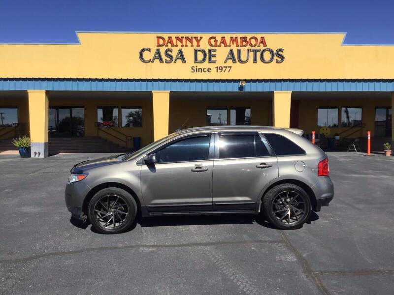 2012 Ford Edge for sale at CASA DE AUTOS, INC in Las Cruces NM