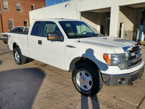 2014 Ford F-150 for sale at Apex Auto Sales in Coldwater KS