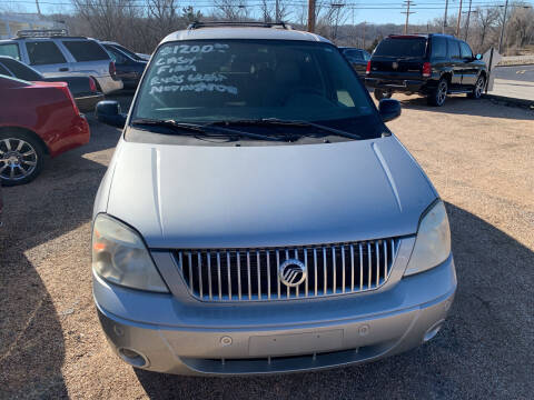 2004 Mercury Monterey for sale at Camdenton Motors & Marine in Camdenton MO