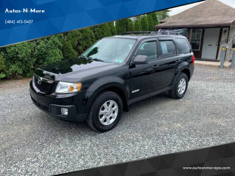 2008 Mazda Tribute for sale at Autos-N-More in Gilbertsville PA