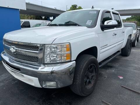 2013 Chevrolet Silverado 1500 for sale at Always Approved Autos in Tampa FL