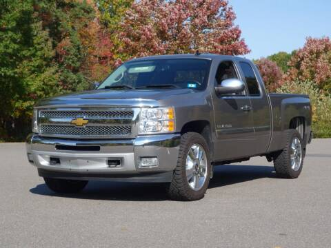 2013 Chevrolet Silverado 1500 for sale at Auto Mart in Derry NH