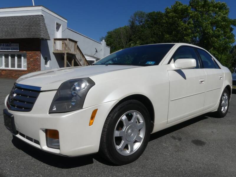 2004 Cadillac CTS for sale at P&D Sales in Rockaway NJ