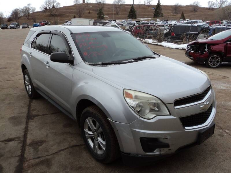 2010 Chevrolet Equinox for sale at Barney's Used Cars in Sioux Falls SD