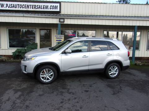 2015 Kia Sorento for sale at PJ's Auto Center in Salem OR