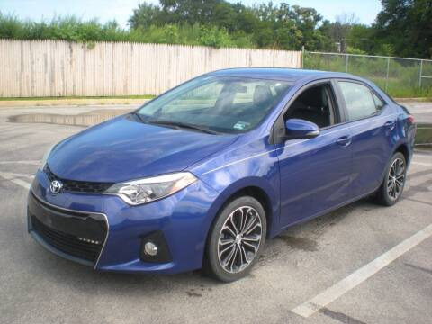 2015 Toyota Corolla for sale at 611 CAR CONNECTION in Hatboro PA