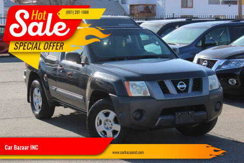 2006 Nissan Xterra for sale at Car Bazaar INC in Salt Lake City UT