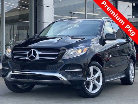 2018 Mercedes-Benz GLE for sale at Carmel Motors in Indianapolis IN