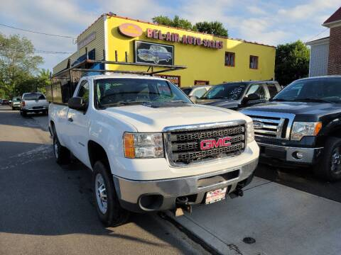 2013 GMC Sierra 2500HD for sale at Bel Air Auto Sales in Milford CT