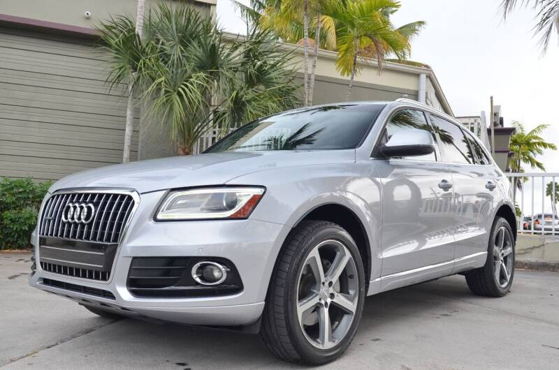 2015 Audi Q5 for sale at ALWAYSSOLD123 INC in Fort Lauderdale FL