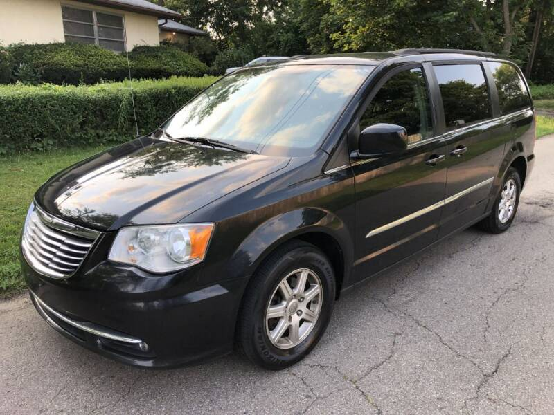 2012 Chrysler Town and Country for sale at Urban Motors llc. in Columbus OH
