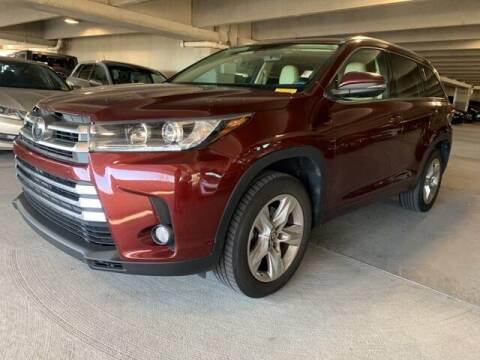 2017 Toyota Highlander for sale at Southern Auto Solutions-Jim Ellis Hyundai in Marietta GA