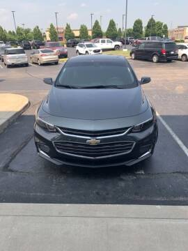 2016 Chevrolet Malibu for sale at COYLE GM - COYLE NISSAN - New Inventory in Clarksville IN