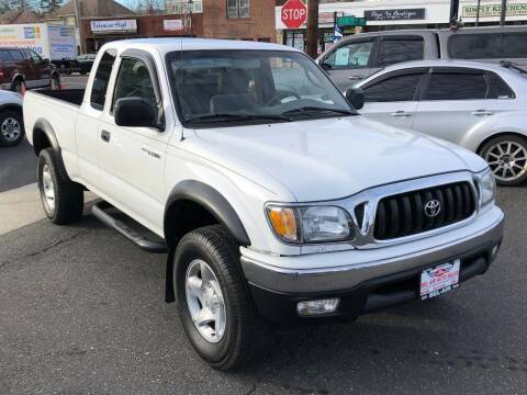 2002 Toyota Tacoma for sale at Bel Air Auto Sales in Milford CT