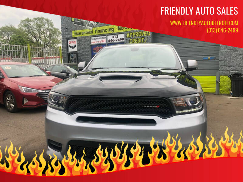 2019 Dodge Durango for sale in Detroit, MI