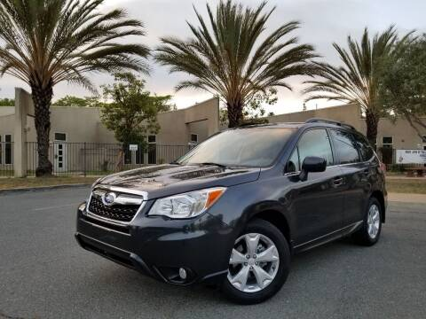 2015 Subaru Forester for sale at Legend Auto Sales Inc in Lemon Grove CA