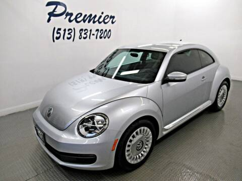 2015 Volkswagen Beetle for sale at Premier Automotive Group in Milford OH