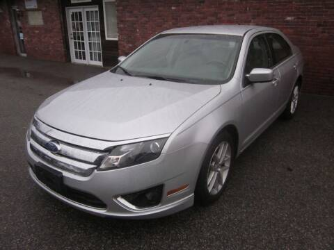 2011 Ford Fusion for sale at Tewksbury Used Cars in Tewksbury MA