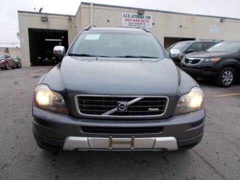 2009 Volvo XC90 for sale at ACH AutoHaus in Dallas TX