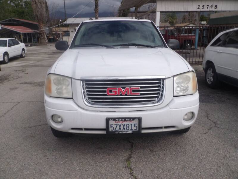 2007 GMC Envoy for sale at AJ'S Auto Sale Inc in San Bernardino CA