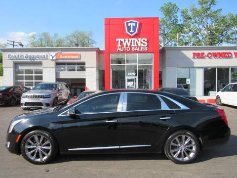 2013 Cadillac XTS for sale at Twins Auto Sales Inc in Detroit MI