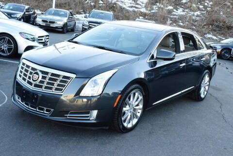 2013 Cadillac XTS for sale at Automall Collection in Peabody MA