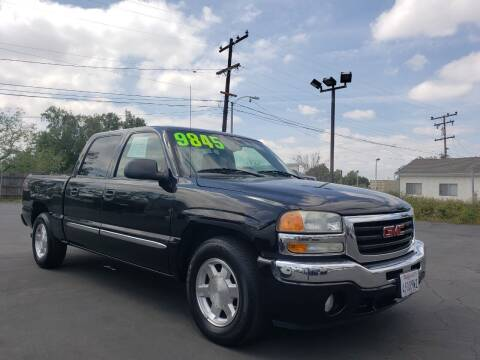 2007 GMC Sierra 1500 Classic for sale at First Shift Auto in Ontario CA