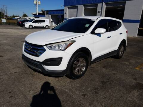 2013 Hyundai Santa Fe Sport for sale at GP Auto Connection Group in Haines City FL