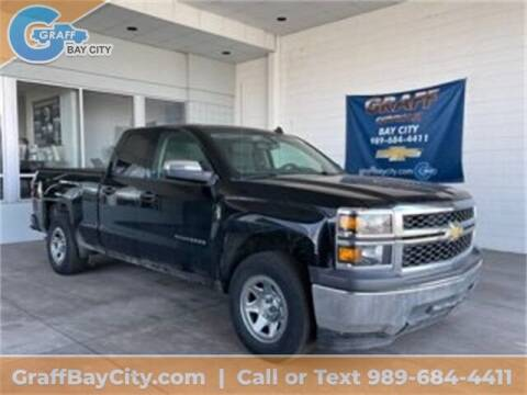 2014 Chevrolet Silverado 1500 for sale at GRAFF CHEVROLET BAY CITY in Bay City MI