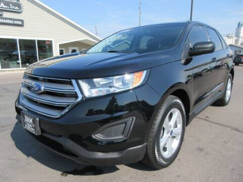 2018 Ford Edge for sale at Dam Auto Sales in Sioux City IA