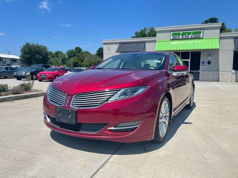 2013 Lincoln MKZ for sale at Cross Motor Group in Rock Hill SC