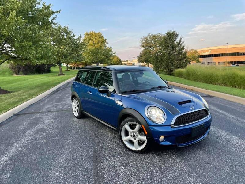 2008 MINI Cooper Clubman for sale at Q and A Motors in Saint Louis MO